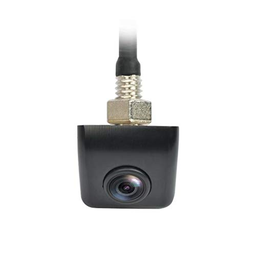 PARKVISION Rückfahrkamera,Flexible Einbaulage erlaubt Auto Rückansicht Kamera mit invertiertem Bild vertikally und Parklinie optional [PAL-120]