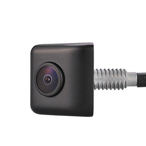 Rückfahrkamera 170° Winkel wasserdicht Nachtsicht Auto Rückansicht Kamera Einparkhilfe 756 * 504 Pixel Rückfahrsystem, XL-96913 Schwarz