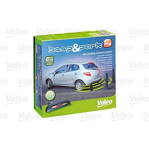 Valeo 632001 Erweiterungssatz Einparkhilfe, Vorfahrwarnung